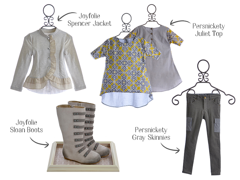 Girls Designer Boots and Adorable Fall Outfits to Match | LaBella ...